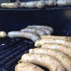 Kermit Dogs: Serving up brats with local beer