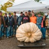 Giant pumpkin festival winner tops 1,300 pounds