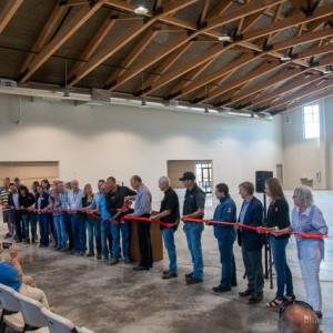 Farm Pavilion: New ag education building ready at Northwest Washington Fairgrounds