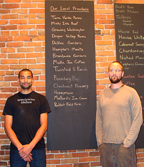 Eating Out Brandywine Restaurant From Seed To Plate Grow