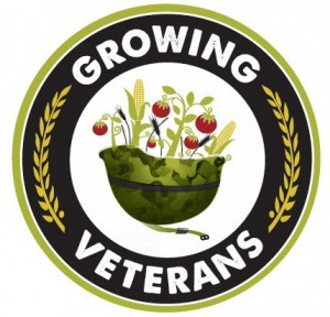 growing veterans logo color