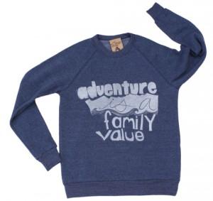 adventure family value shirt