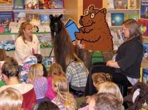 JNK Llama Farm reading program web