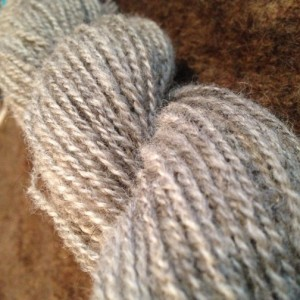 Handspun. PHOTO BY LAURA DAMRON