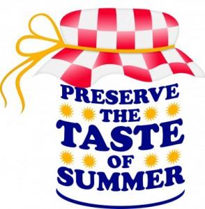 preserve the taste of summer series web