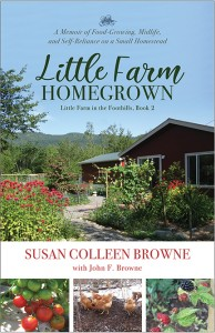 Little Farm Homegrown book cover web