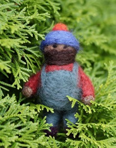 Make this adorable lumberjack in a class on Wednesday, Nov. 28, 5:30-8 p.m. at Ragfinery in Bellingham.